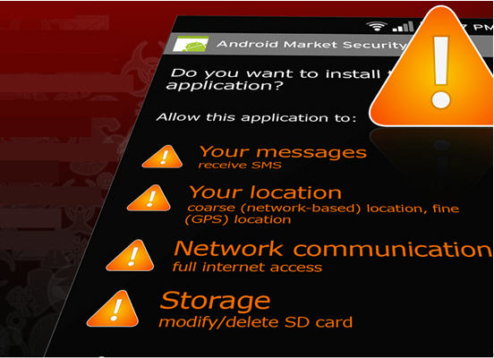 Android – 更潮就更危險!六個Android 主要威脅與安全守則