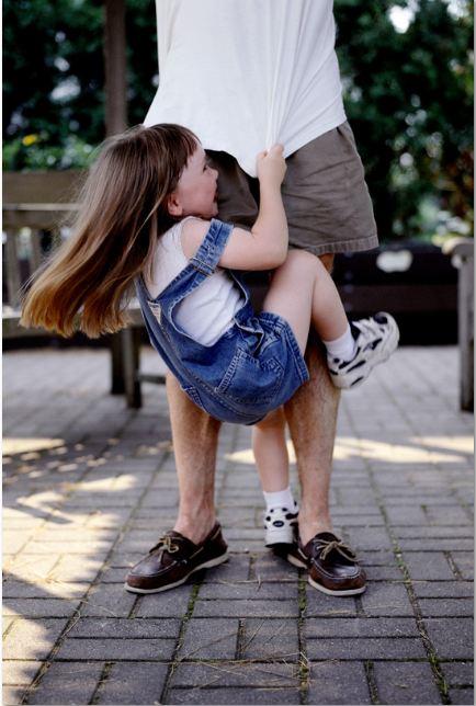 爸爸我要永遠跟你在一起
