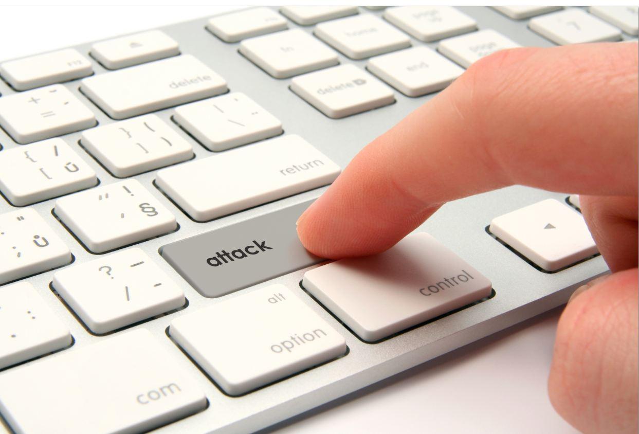 attack hacker 鍵盤攻擊