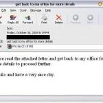 《APT進階持續性威脅》APT 攻擊常用的三種電子郵件掩護潛入技巧(含多則中英文信件樣本)