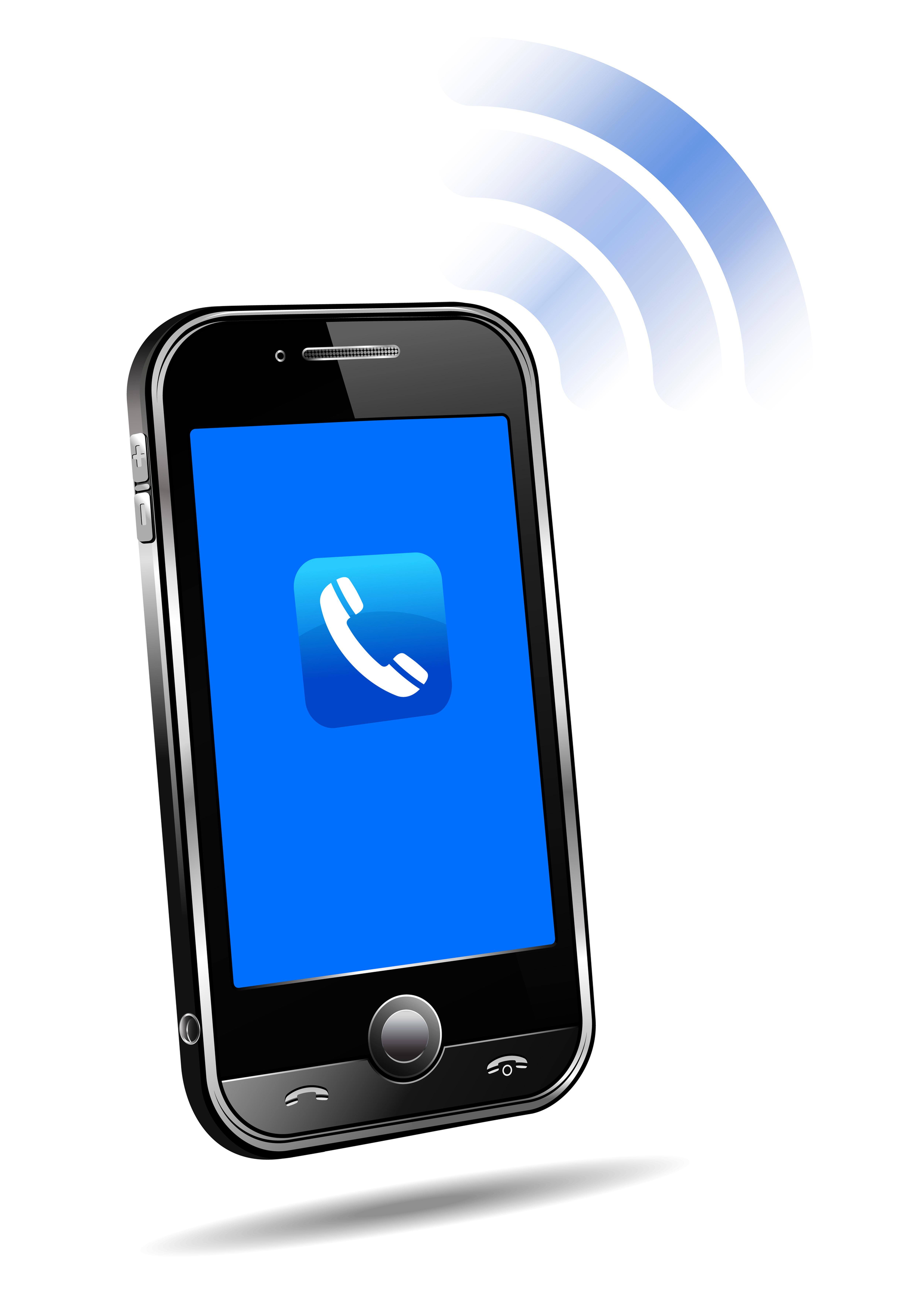 shutterstock_72832726_Cell Smart Phone Ringing Mobile