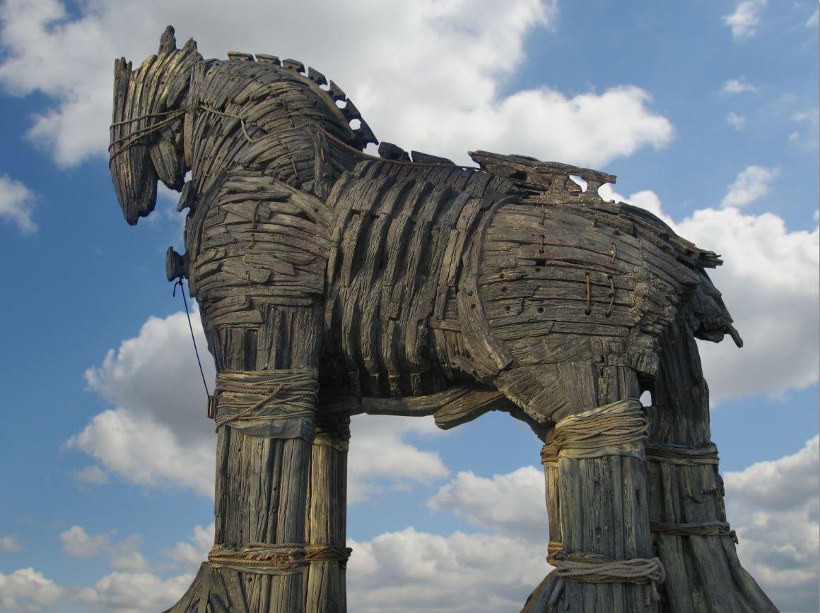 Trojan 木馬