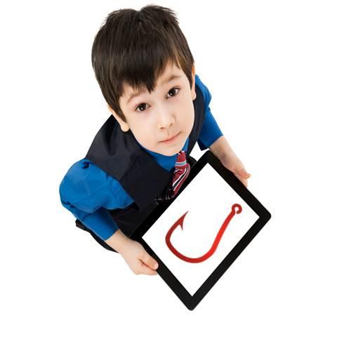 手機個資外洩?可能是你兒子下載廣告軟體