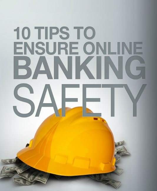 網路銀行10 Tips to ensure online bankiing safety