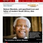 非洲領導人去世前後,垃圾郵件以曼德拉基金會之名,進行詐財