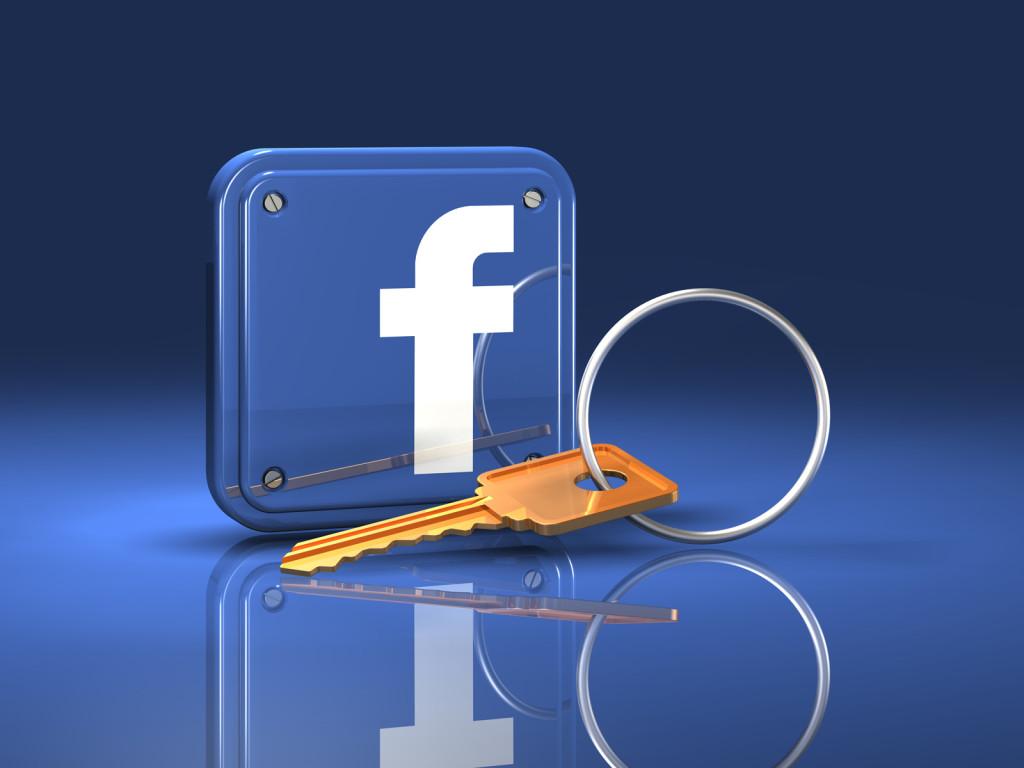 fb pivacy key