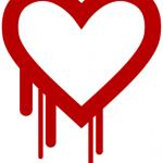 Heartbleed漏洞讓  5% 的前一百萬大網站心在淌血!
