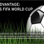 釣魚網站以世界盃足球賽為餌,收集信用卡等個資