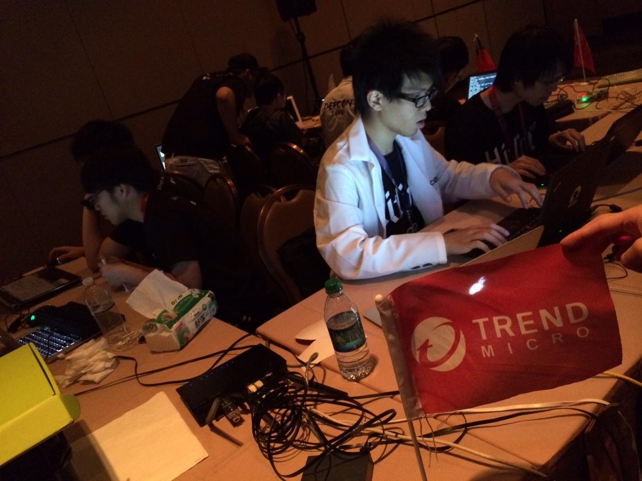 台灣之光!趨勢科技贊助之 HITCON 團隊,打敗中日韓俄法,奪全球駭客大賽第二名