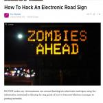 《 IoT 物聯網安全趨勢 》交通號誌遭駭客入侵:IoT 安全成為焦點
