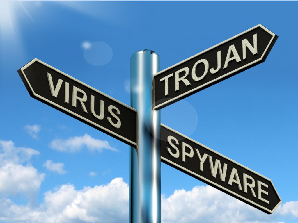 virus troj: