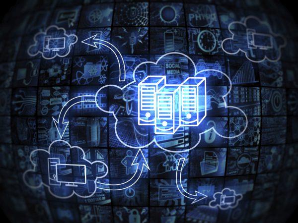 雲端Cloud server