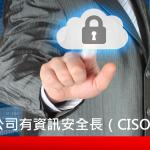 不要成為資料外洩的受害者:任命資訊安全長(CISO)以免太遲
