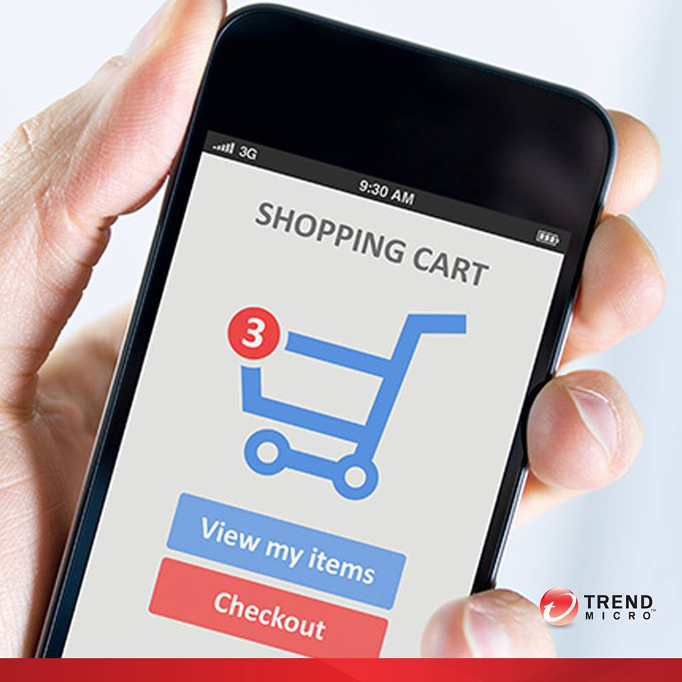 Shopping on line Mobile