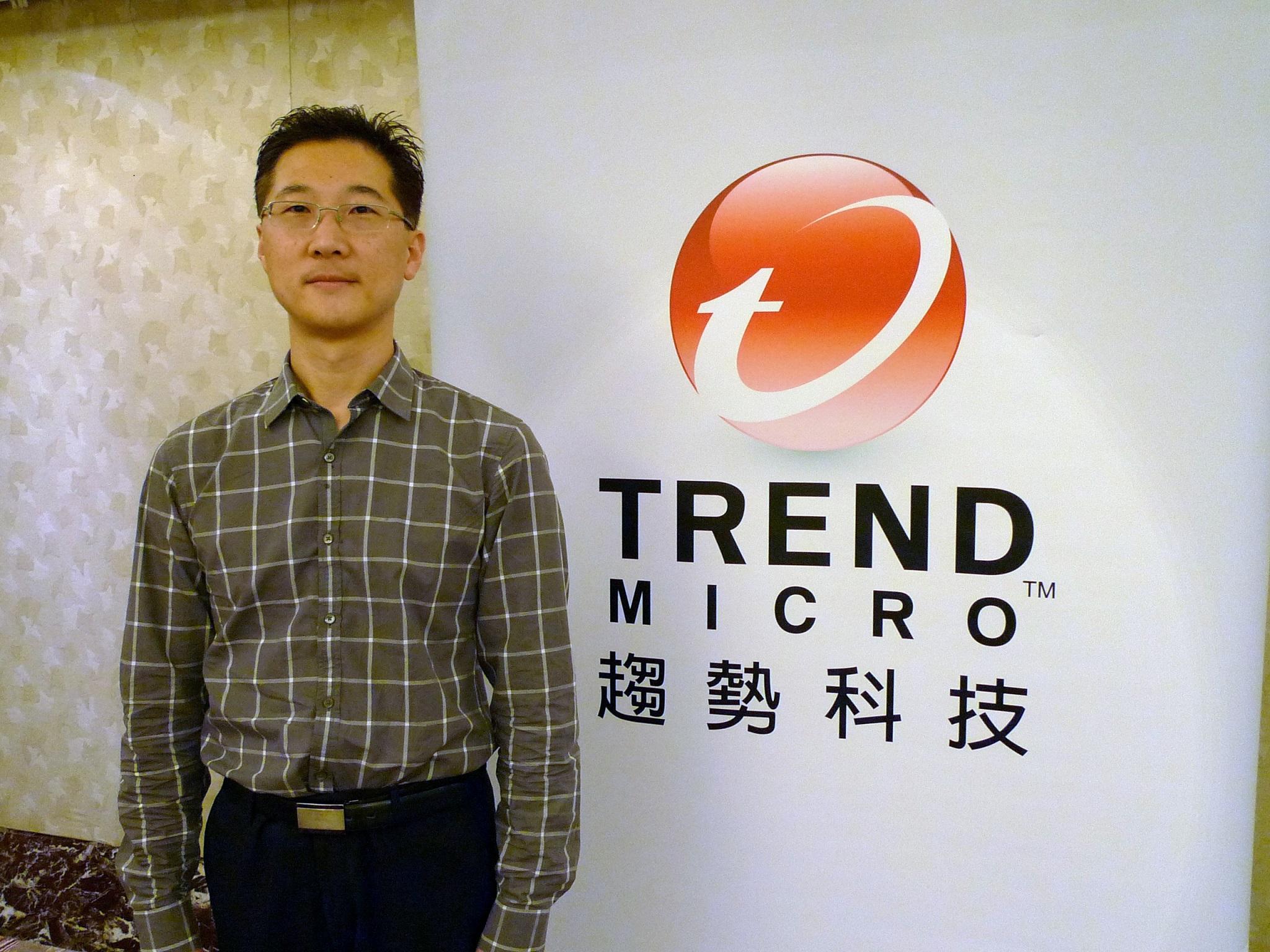 趨勢科技資深惡意程式分析師Sean Park於HITCON台灣駭客年會分享今年BlackHat大會演講的「贏得網路銀行戰爭」。