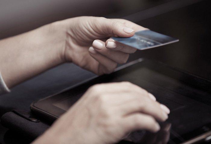 信用卡 網路銀行 ecommerce-target