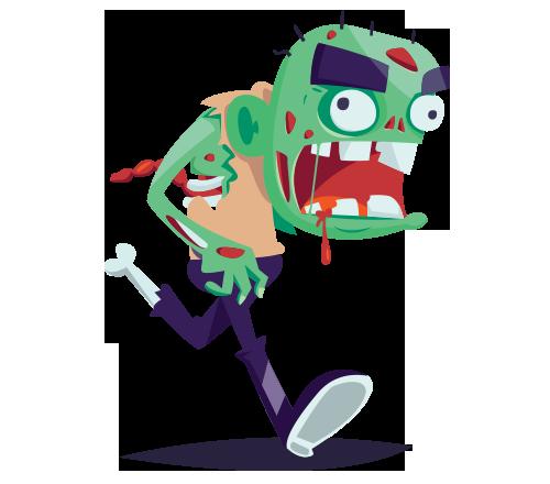 萬聖節halloween zombie1