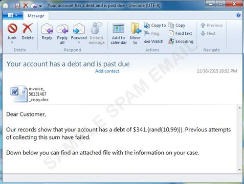 新勒贖軟體病毒(CRYPTESLA)警訊通知