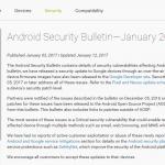 除舊佈新的時間到了~Google近日修補近100個安卓安全漏洞