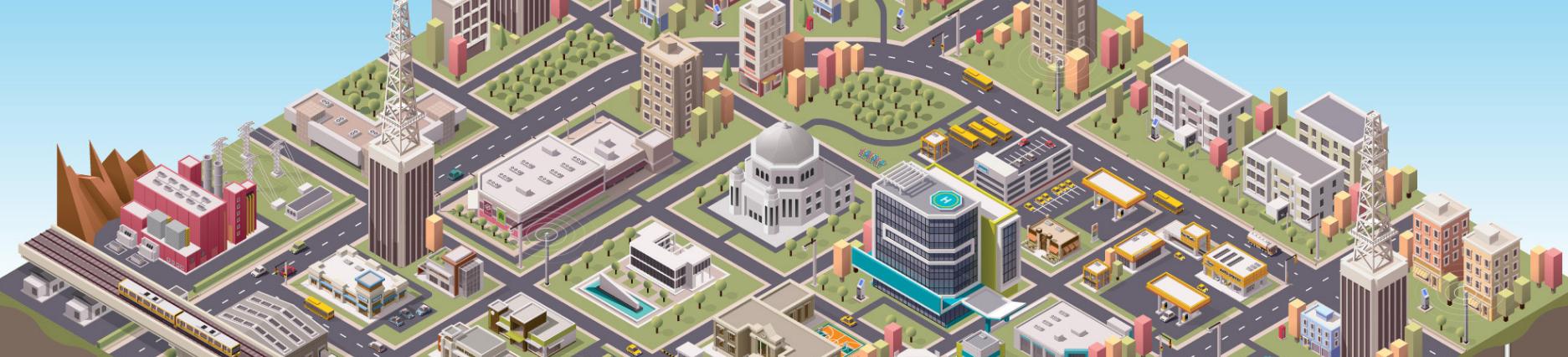 全球瘋建智慧烏托邦趨勢科技資安10大要點協助檢視智慧城市安全性