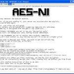 內建自我摧毀功能的無檔案式勒索病毒:SOREBRECT