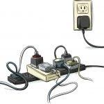 充電器插著不充電安全嗎? 七個延長線使用安全須知