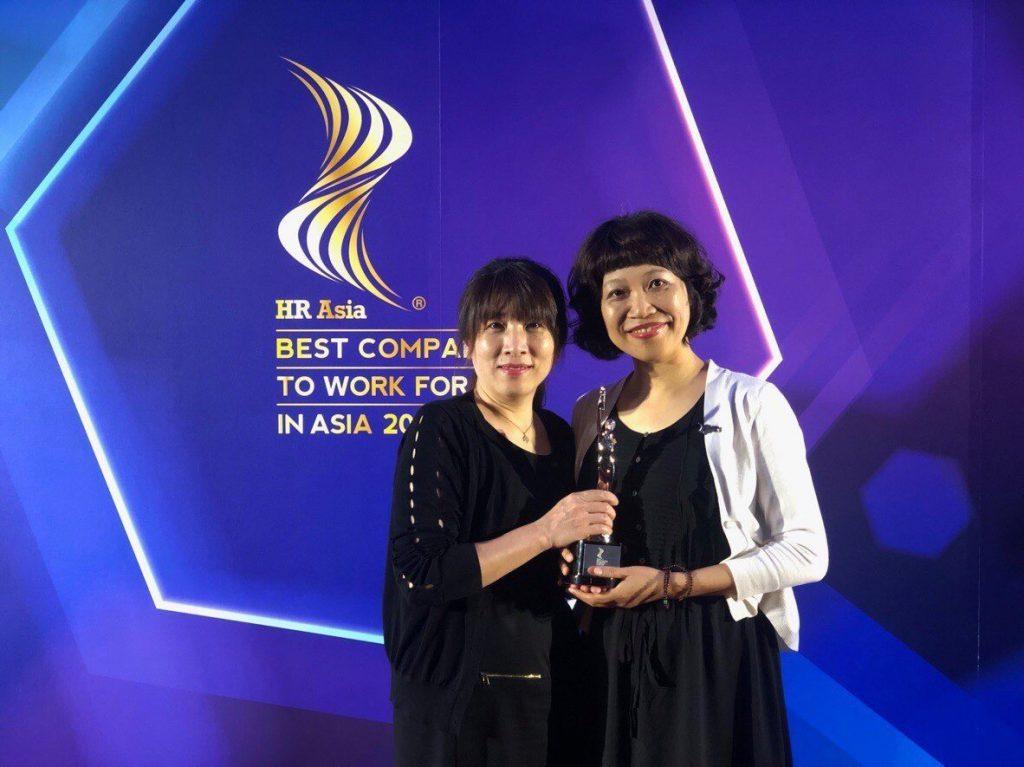 趨勢科技獲選 HR Asia 2019台灣區最佳企業雇主殊榮